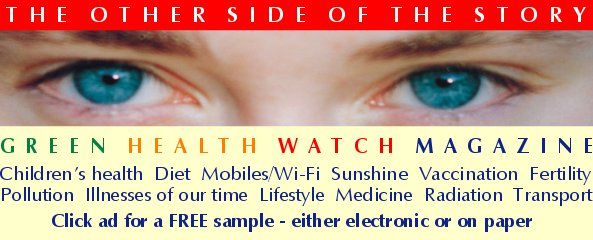 Green Health Watch Magazine