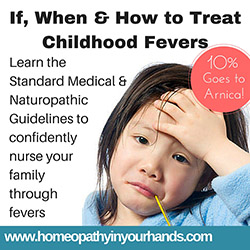 When and How to Treat Fever