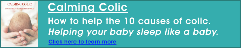 Calming Colic - See The Book