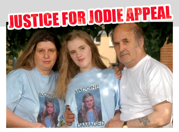 Justice for Jodie Appeal